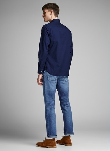 Jack & Jones Jean Pantolon | Clark - Regular Renksiz